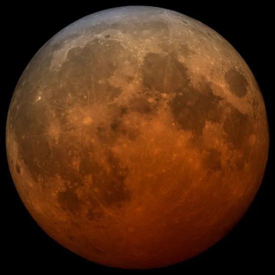 不要错过今晚的超级月全食下一次出现要等到2033年